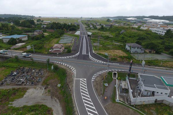 道路橋りょう整備(帰還)工事(改良)