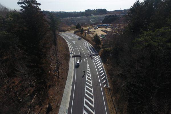 道路橋りょう整備(帰還)工事(改良工事)