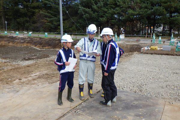 令和元年度 帯広市立翔陽中学校の職場体験学習を受け入れました