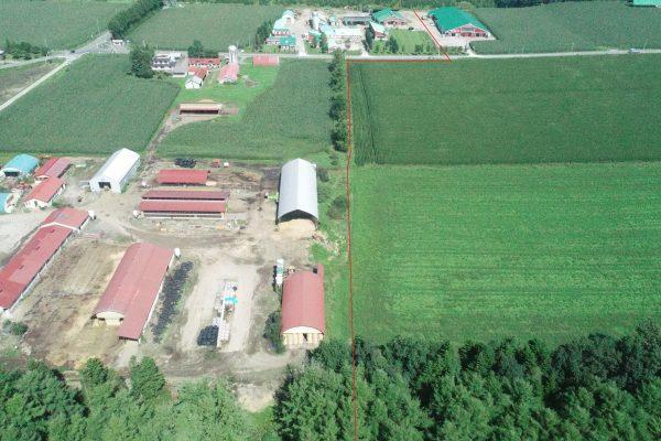 水利施設 瓜幕地区 61工区