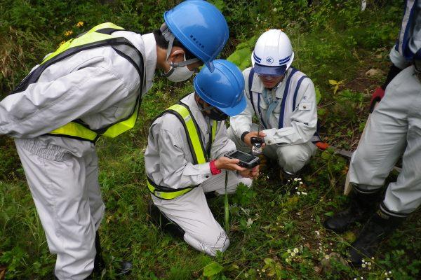 令和2年度 帯広工業高等学校の環境土木科就業体験(インターンシップ)を実施しました