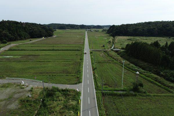道路橋りょう整備(帰還)工事(改良舗装) 【№0139】