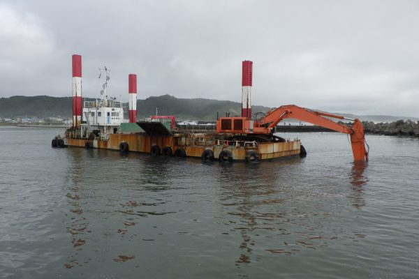 厚内漁港外水産物供給基盤機能保全工事外