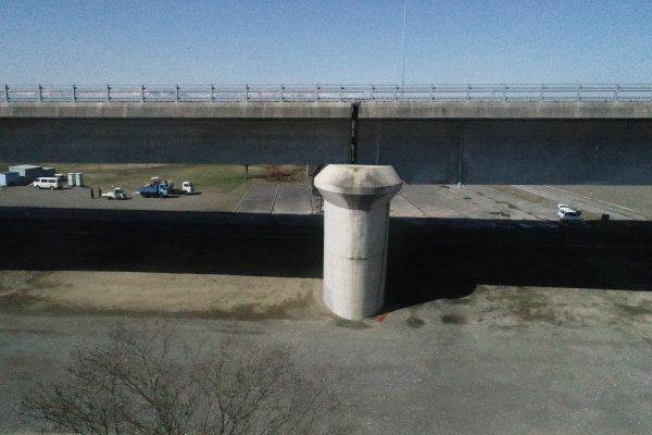 一般国道241号 帯広市 平原大橋耐震補強工事